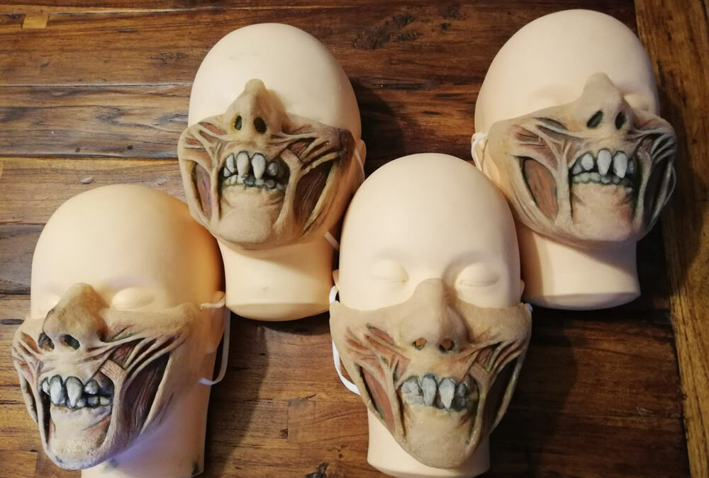 Der etwas andere Mundnasenschutz in 3D